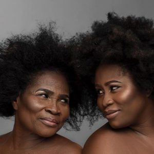 VIDEO: Lydia Forson's mum jams to 50 cent's song on her birthday