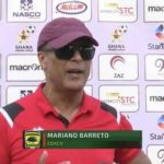 We've a competent coach in Barreto but its too early to hail him - Obeng Sekyere