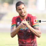 Just In: Kotoko part ways with Brazilian striker Michael Vinicius