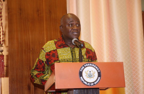 Relocating Ghana's capital from Accra will be expensive – Dan Botwe