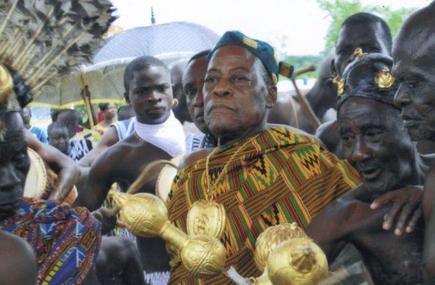 Consider relocating Ghana's capital from Accra – Agogomanhene