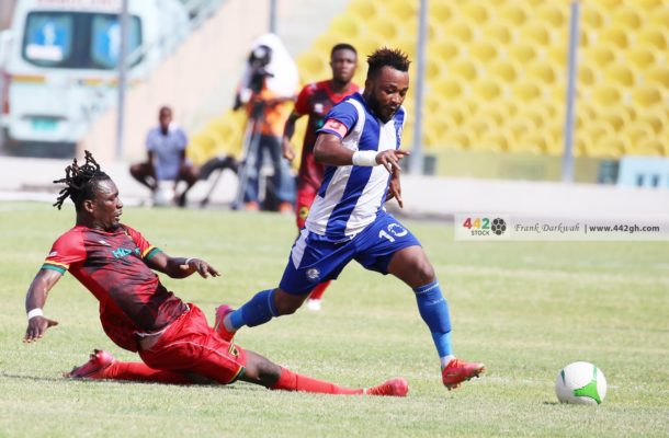 VIDEO: Watch highlights of Kotoko's 0-0 drawn game against Great Olympics