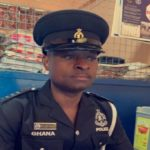 Policeman dies mysteriously after alighting from flight