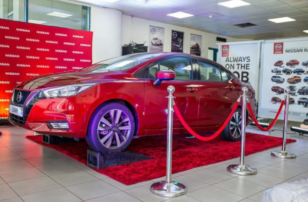 Japan Motors launches new Nissan Sunny in Ghana