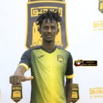 Philip Ackah joins Omani side Muscat club