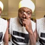 VIDEO: Reggie Rockstone weeps over Akuapem Poloo's sentence