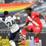 Mohammed Salisu shines in Southampton defeat to Spurs