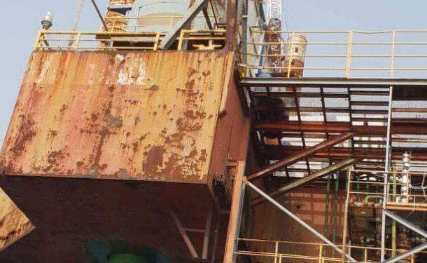 Environmental disaster to hit offshore Saltpond if... – INSTEPR