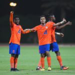 Samuel Owusu scores for Al Fayha in win over Hajer Club