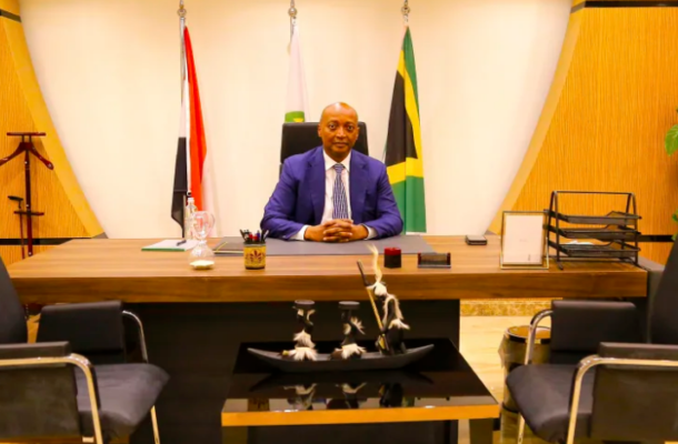 CAF boss Patrice Motsepe donates $10 million to fund pan-African inter-school football championship