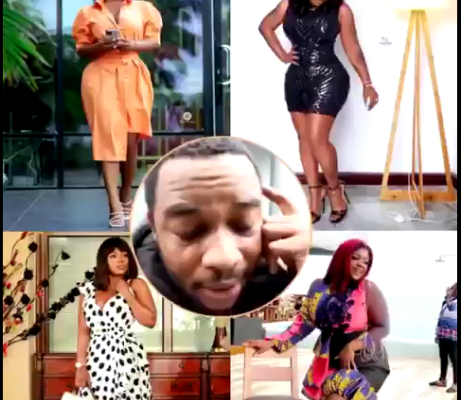 VIDEO: Tracy Boakye,Mzbel,Moesha have made sleeping with men look like an achievement - Jonas Twene