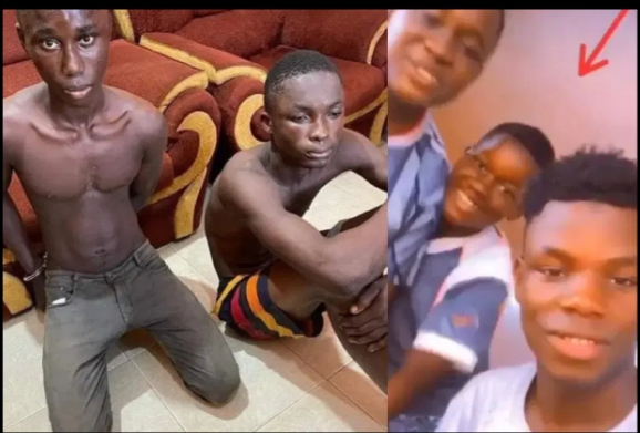 Suspects in the murder of 10 year old Kasoa boy face Court today