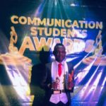 Stephen Bernard Donkor bags two awards in the 2021 CSA