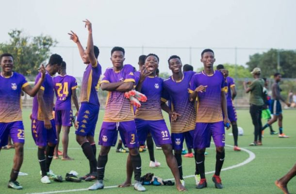 DOL Zone 3: Tema Youth remains unbeaten as they draw with Heart of Lions