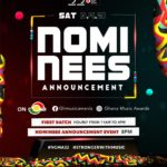 2021 VGMA nominations to be announced Saturday, April 3