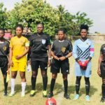 Match officials for Women's Premier League match week 12