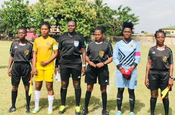 Match officials for Women's Premier League match week 12