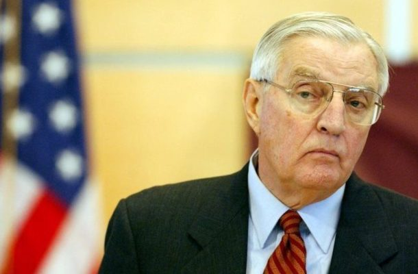 Former US Vice-President Walter Mondale dies aged 93