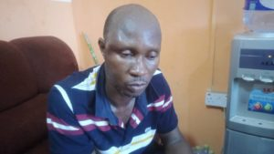 VIDEO: Notorious counterfeit baron arrested at Kasoa