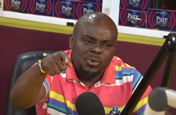 VIDEO: You don't demand accountability on radio – Dodovi to Dr. Kumbuor