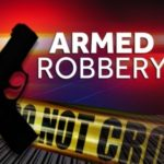 Security alarm system foils bank robbery