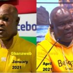 Bukom Banku resurfaces with a new look, declares an end to bleaching