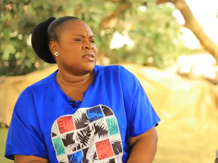 There is juju in the movie industryy, I was made a drunkard – Kumawood actress reveals