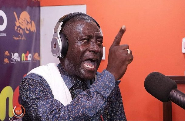 Go and stop the galamsey in your hometown - Captain Smart tells Akufo-Addo