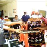 Chiraa Health Center gets support from philanthropist