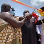 Eastern Regional Minister commissions classroom blocks at Akyem Akroso