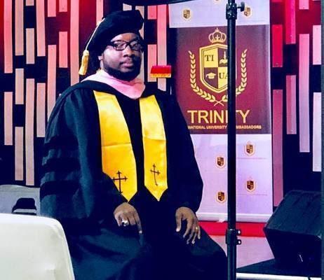 Ghanaians ridicule Sonnie Badu for attaining 4 academic degrees in just four months