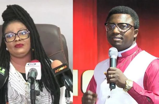 VIDEO: Agradaa begs Opambour, other pastors after finding Christ