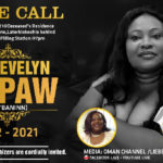 Maurice Ampaw's wife finally laid to rest