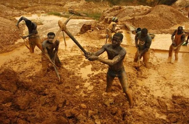 Galamsey activities real danger to Ghana's water bodies – Dr. Ben Ampomah