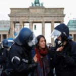 Protest erupts as Parliament votes on COVID rules in Germany