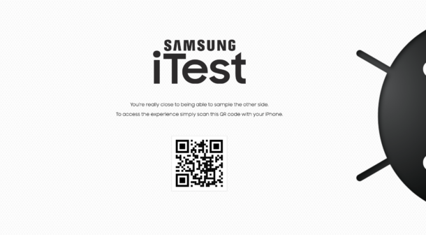 Samsung launches iTest, which lets you test a Samsung phone from your iPhone