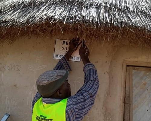 Ras Mubarak commends Dr. Bawumia for digitalizing houses in Kumbungu