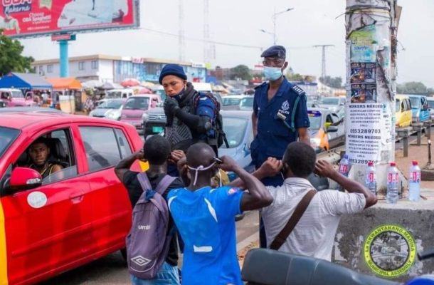Madina Zongo Junction: The lawless clean up the city