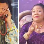 VIDEO: Rev Obofuor dedicates 'Ashawo' song to Nana Agradaa