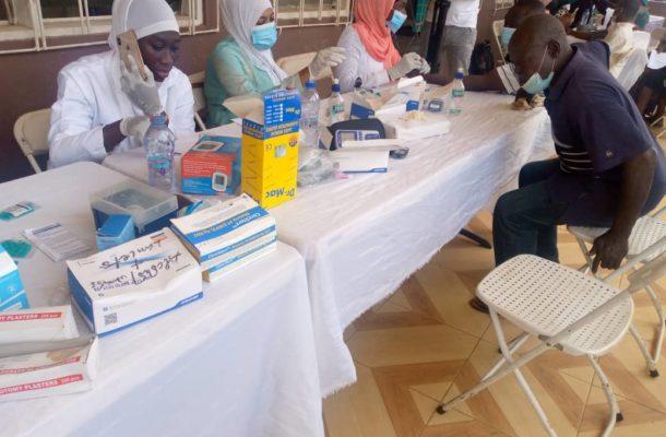 A/R: Muslim Health Workers Association organizes medical outreach for Bohyen community