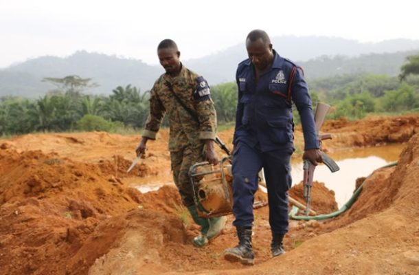 We don't need taskforce to fight galamsey – Andy Kankam