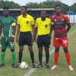 Match officials for Ghana Premier League match week 23