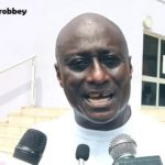 Reks Brobbey - The Don King of Ghana sprinting