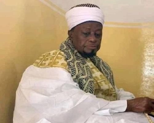 Bawumia mourns Islamic cleric, Sheikh Mohammed Salis Shaban