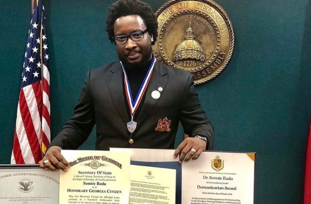 I worked hard to earn my degrees – Sonnie Badu blasts critics