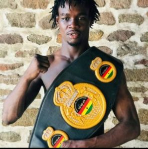 GBA Wishes Theophilus Tetteh success in his IBF African Title bid
