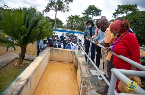 Gov't steps up protection of water bodies