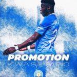 Kwasi Sibo helps UD Ibiza secure promotion to Spanish Segunda division