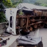 Four mourners perish in Nkawkaw road crash