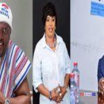 Sammi Awuku campaigns for Nana B, Kate Gyamfua Et Al